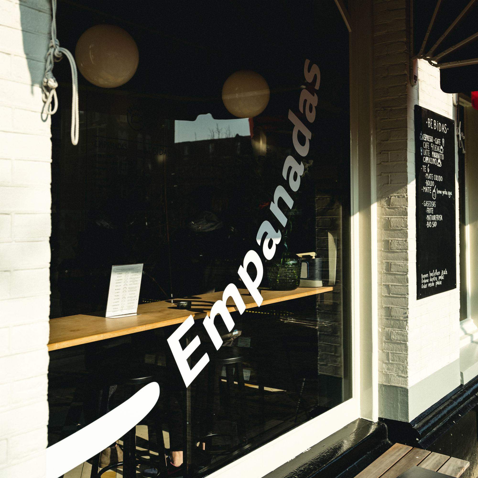 Empanadillas Amsterdam hapjes